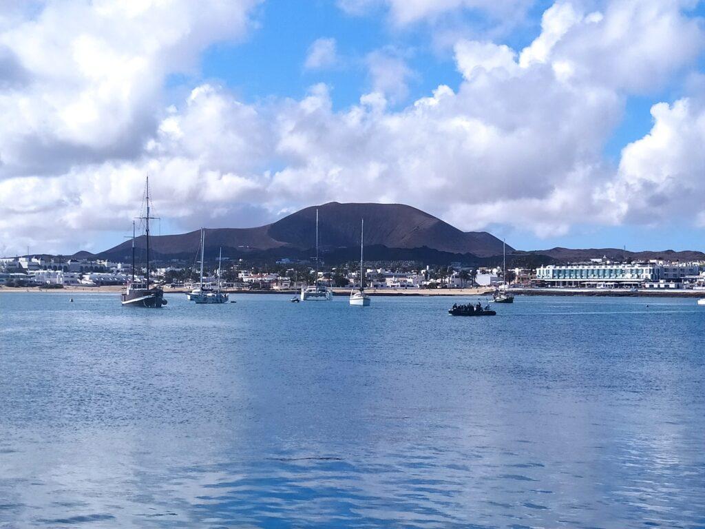 El Puerto de Corralejo