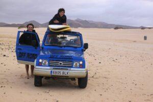 Off Road in Fuerteventura