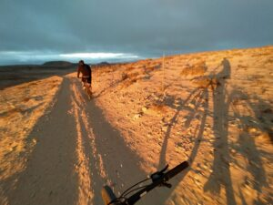 Cycling in Fuerte